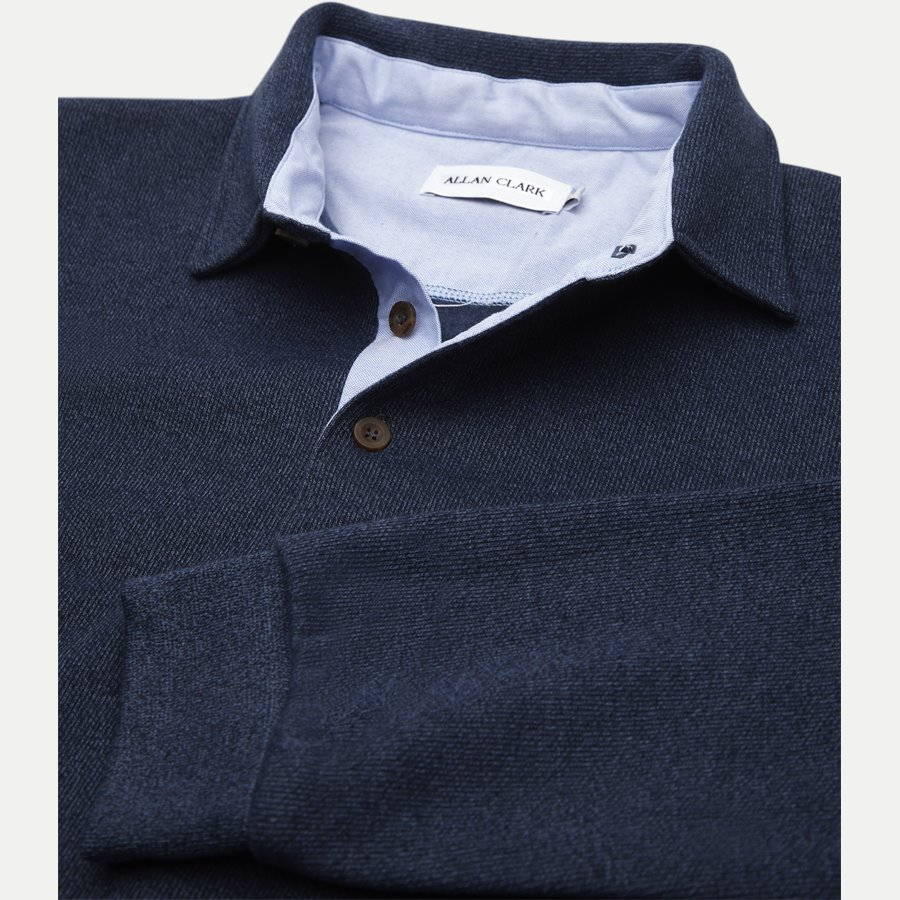 SEVILLA - Sevilla Sweatshirt - Sweatshirts - Regular - DENIM N MELANGE - 3